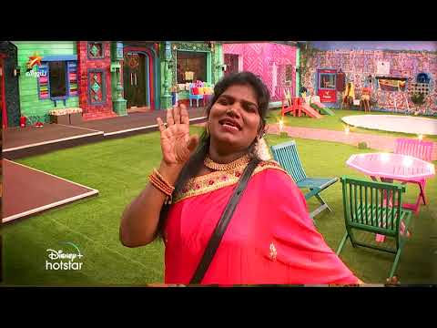 Bigg Boss Tamil Season 4  | 12th October 2020 - Promo 3