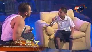 Canta De padre a hijo con Brian Torres Juan Rivera
