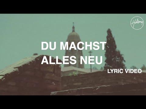 Alles neu lyrics