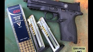 4. Smith & Wesson M&P 22 Compact Review