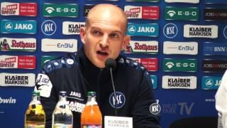 Die Statements der beiden Cheftrainer Joseph Enochs und Marc-Patrick Meister nach dem 2:2 im Eröffnungsspiel der 3.