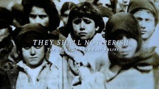 NYC premiere screening of documentary film They Shall Not Perish