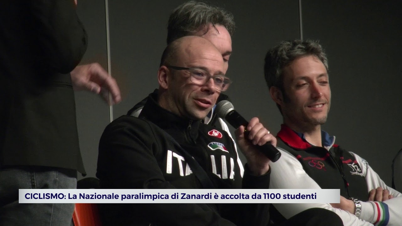 Intervista a Zanardi