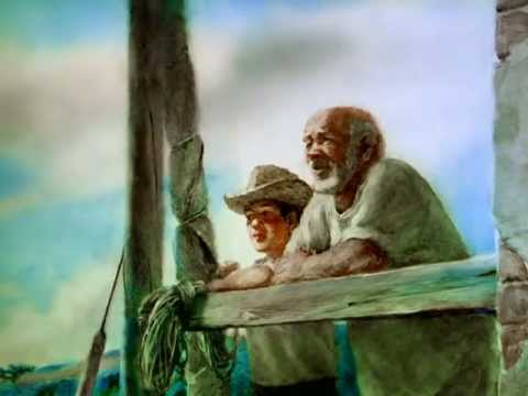 The Old Man and The Sea - Paint-on-glass Animation