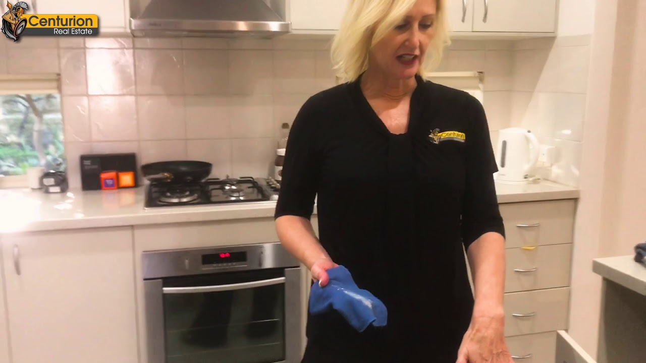 Centurion Real Estate - Property Manager - PCR Cleaning tips