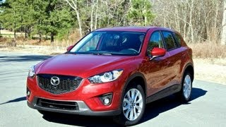 Test Drive Review: 2013 Mazda CX-5 SKYACTIV AWD