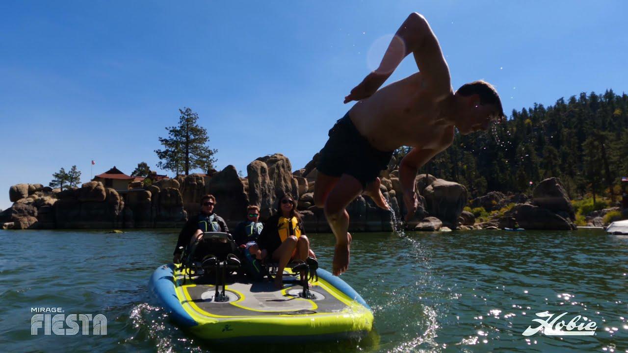 Hobie Itrek Inflatable Kayaks Coming Soon To Brisbane