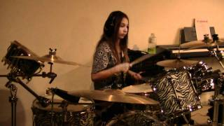 Rush Cover Fly by night 11 year old Samantha