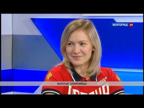 Олимпийские чемпионки Ольга Акопян и Анна Седойкина