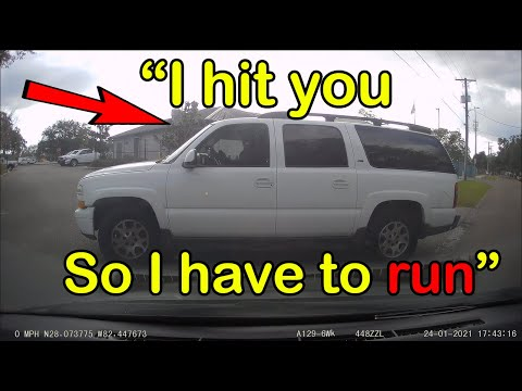 Road Rage USA & Canada | Bad Drivers, Hit and Run, Brake check, Dashcam Footage, Car Crash| New 2021