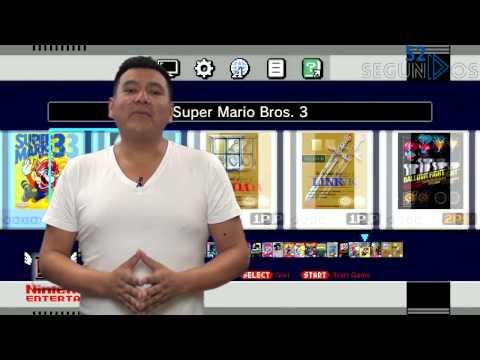 #52segundos - La esperada consola NES Mini de Nintendo