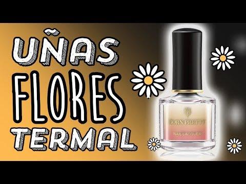 Videos de uñas - Uñas Flores Termal · Manicura FACIL y RAPIDA