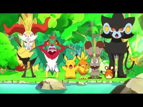Pokémon XY Movie 18 Special Theme English Dub