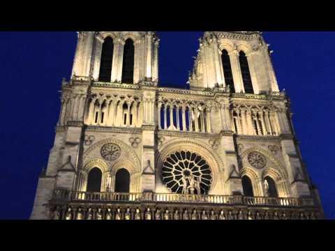 Bells of Notre Dame Paris, France