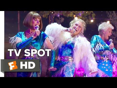 Mamma Mia! Here We Go Again TV Spot - Grammys Spot (2018) | Movieclips Coming Soon