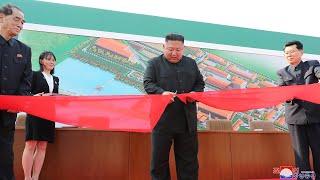 video: Kim Jong-un reportedly appears in public following health rumours