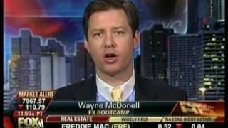 FOREX on FOX Business TV - FX Bootcamp's Wayne McDonell