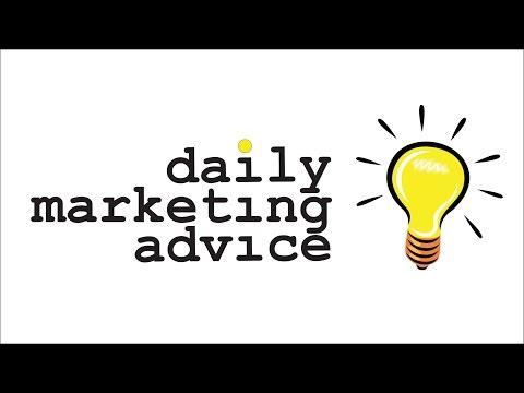Daily Marketing Advice