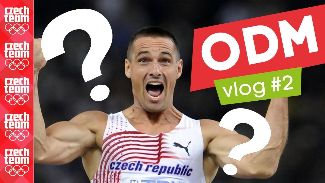 Olympijský kvíz Jindry Žampy | VLOG ODM 2017