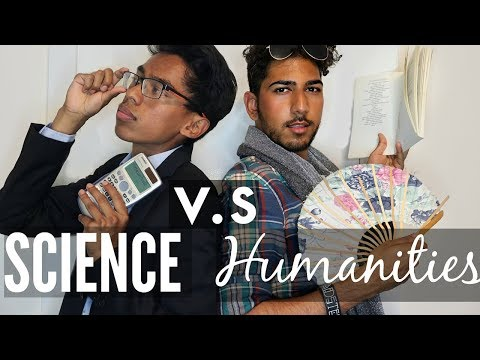 SCIENCE VS HUMANITIES! Which Student Knows More?!