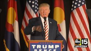 Colorado Springs (CO) United States  city pictures gallery : FULL Donald Trump campaign rally in Colorado Springs, CO