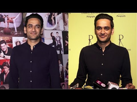 Vikas Gupta At Launch Of Dabboo Ratnani Calendar 2018