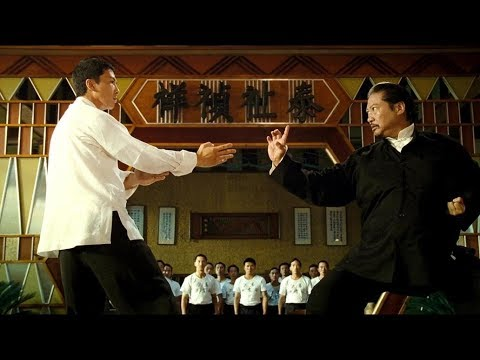 IP Man 2 Fight Scene