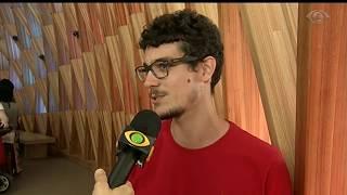 Além das praias, os centros culturais e museus ficam lotados nesta temporada de férias no Rio de Janeiro.