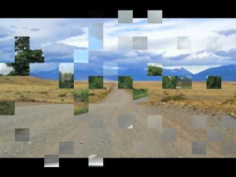Jean-louis Aubert et Raphael sur la route (видео)