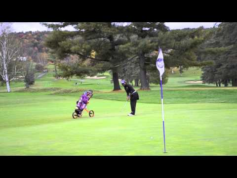 Williams College takes down competition in Women's Golf Fall Classic