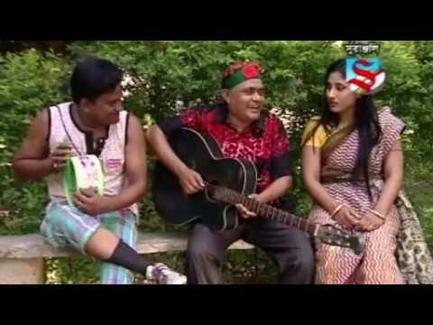 Pagla Shilpi (Part 3) পাগলা শিল্পী - Comedy King Harun Kisinger 2015 | Suranjoli