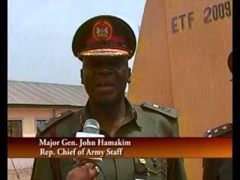 Nigerian Army Organises Workshop On Insurgency In Ilorin