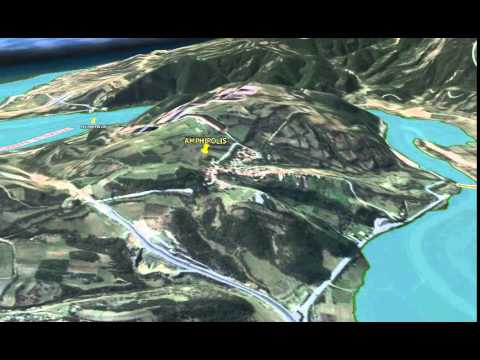 Video - Εικονική αναπαράσταση της Αμφίπολης: Πώς ήταν στην αρχαιότητα [βίντεο]