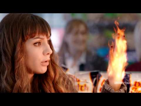 Dirk Gently's Holistic Detective Agency Ep 3 - Girl on Fire