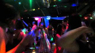At The Headland Disco On White Sands Beach , Ko Samet Thailand