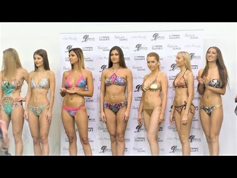 Fashion Show Miss Paradise - Veletrh World Of Beauty And Spa 2018