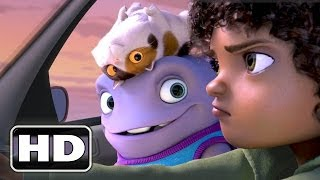 HOME Movie Trailer (Animation - 2015)