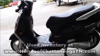 8. Used Honda Elite 110 Scooter For Sale - Chattanooga TN / GA / AL area // NHX110