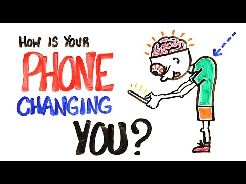 How Is Your Phone Changing You