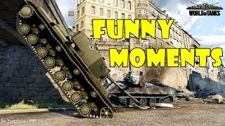 Your weekly dose of funny moments from World of Tanks is back with some Type 64 fails, Type 4 Heavy awesomeness, crazy RNG moments and a very special 1v3 in an Object 704. Expect the unexpected!► PLAY WORLD OF TANKS FOR FREE: https://goo.gl/NopXpJ► PLAY WORLD OF WARSHIPS FOR FREE: https://goo.gl/GJhVxS(Official Wargaming affiliate links)REPLAY SUBMISSION / CONTACT: - Replay Website: http://justforlolzfyi.wot-record.com - Emails: JustforlolzFYI@yandex.comWORTH A LOOK:►THE RNG STORE: https://www.teespring.com/stores/the-rng-store►FACEBOOK: https://www.facebook.com/justforlolzfyi►TWITTER: https://twitter.com/JustforlolzFYI►TWITCH: http://www.twitch.tv/justforlolzfyi►FAQ: https://goo.gl/S7kWJq♥ SUPPORT THE CHANNEL:PAYPAL - https://goo.gl/4brPAHMUSIC: (courtesy of Epidemic Sound)Feels Like Heaven - Andreas EricsonDiamonds And Skies - Niklas GustavssonI Got The Beat (Instrumental Version) - Mikael PerssonKobe Steak (Instrumental Version) - Martin LandhCREDITS:Channel Art: https://goo.gl/zLZnzAJustforlolzFYI Logo by KatakINTRODUCTION:JustforlolzFYI here, your new favorite World of Tanks YouTuber and creator of the World of Tanks Funny Moments, World of Tanks Arty Party and World of Tanks TOP 5 series! Daily videos covering funny moments compilations, RNG montages, EPIC gameplay, guides, reviews, regular giveaways and more!  Want to see your World of Tanks gameplay or funny moment on the channel? Don't hesitate to send in your replay via the email address below, or upload it directly to http://justforlolzfyi.wot-record.com.I mainly play and feature World of Tanks PC, but if you are a fan of World of Tanks Blitz, World of Tanks Xbox One or World of Tanks PS4, your funny moments could still get featured in a special montage! Looking for some live World of Tanks gameplay or want to ask something? Check out my regular World of Tanks TWITCH streams on: http://www.twitch.tv/justforlolzfyiEnjoy the content!