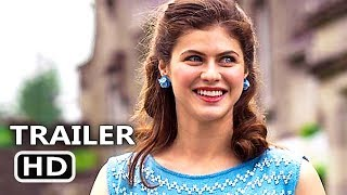 WE HAVE ALWAYS LIVED IN THE CASTLE Official Trailer (2019) Alexandra Daddario Movie HD