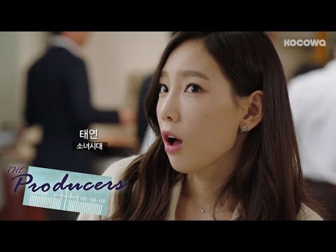 Girls' Generation TTS in cafeteria [The Producers Ep 1]
