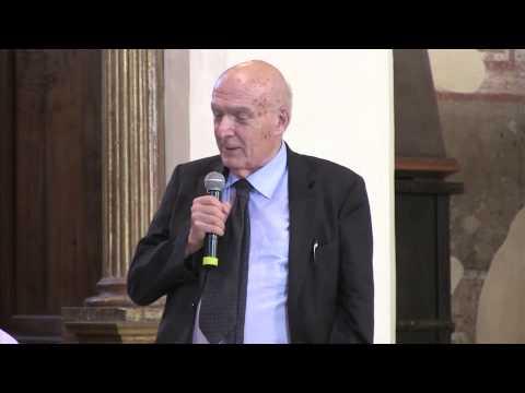 """Antonio Paolucci, inaugurazione mostra """"Benozzo Gozzoli. La madonna della Cintola"""""""