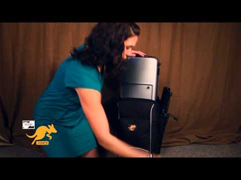Video - Joey Case Carrier for Compact/Dart Violin and Viola Case | JB100D