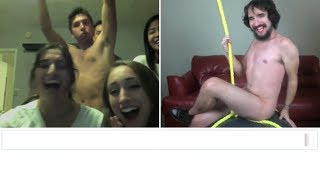 Wrecking Ball version Chatroulette