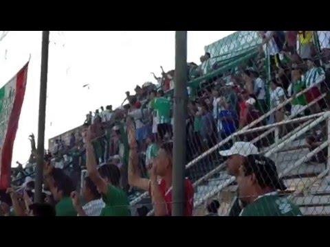 Hinchada de Laferrere - 14/03/2016. Primera C - La Barra de Laferrere 79 - Deportivo Laferrere