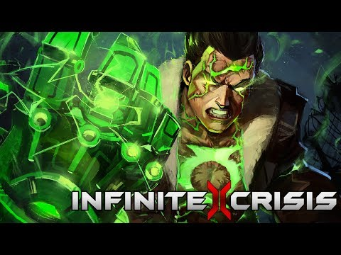Champion Profile: Atomic Green Lantern
