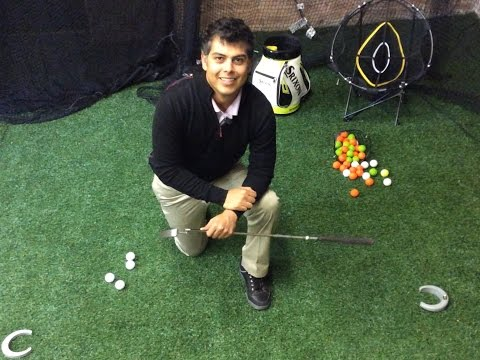 Chicago Golf Lessons – Reading Grain