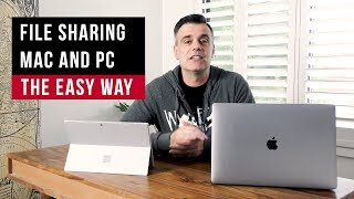 Video How to Share files between a Mac and PC in 5 easy steps MP3, 3GP, MP4, WEBM, AVI, FLV November 2018
