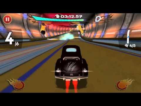 Video of Retro Future Racing